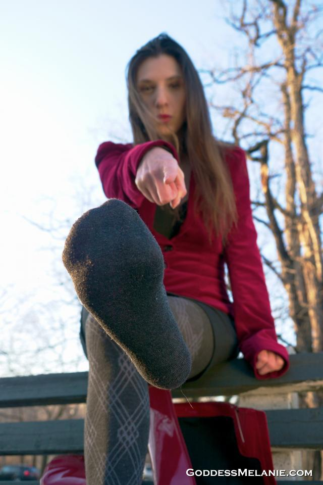 Boots, Stinky Pink Socks and Designer Tights (Part 2